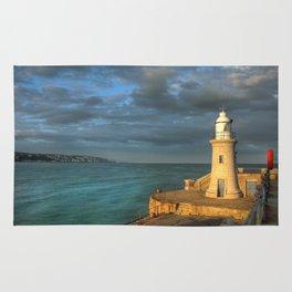 Folkestone Lighthouse Rug