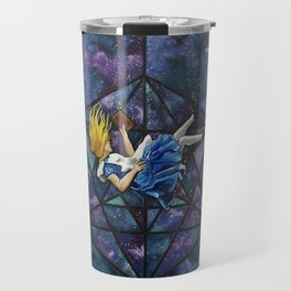 The Rabbit Hole Travel Mug