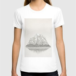 The Mountains and the Woods T-shirt