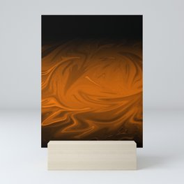 Liquid Tiger Mini Art Print