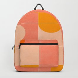 Retro Tiles 03 #society6 #pattern Backpack