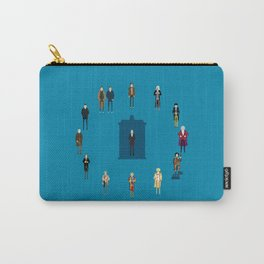 WHAT TIMELORD IS IT? Carry-All Pouch