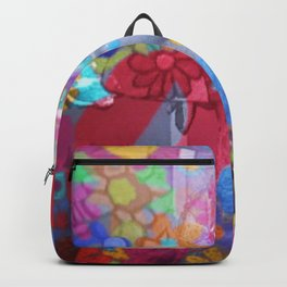 Be Abstract Backpack