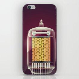 Vintage Tube iPhone Skin