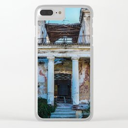 The Bishop's Ruins along the Turkish Coast Clear iPhone Case