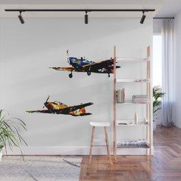 The Joy of Flight Wall Mural