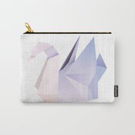 Origami swan Carry-All Pouch