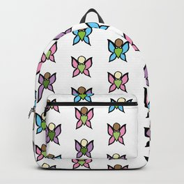 Wall of Fairies Backpack