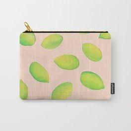 Lemon Carry-All Pouch