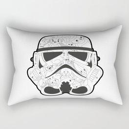 Stormtrooper Rectangular Pillow