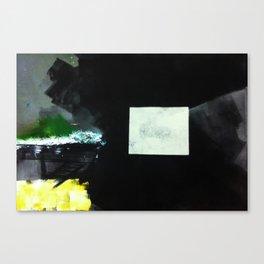 Duality Plate Canvas Print