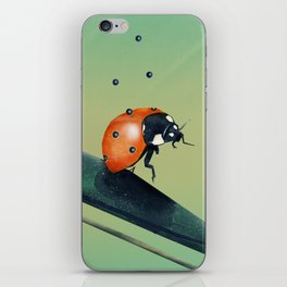 Oh, Bugger (Spring Version) iPhone Skin