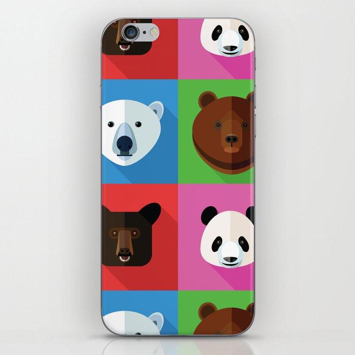 The Bears iPhone Skin