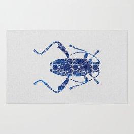 Blue Beetle IV Rug