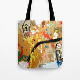 Poesia Urbana Tote Bag
