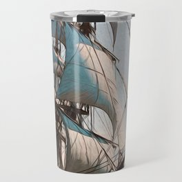 Black Sails Travel Mug