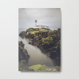 Fanad Lighthouse Metal Print