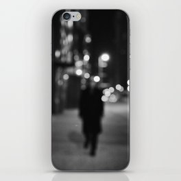 Disappearance Act I iPhone Skin