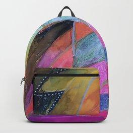 Lotus Dreaming in Pink Backpack