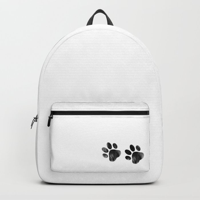 Cat's footprints Backpack