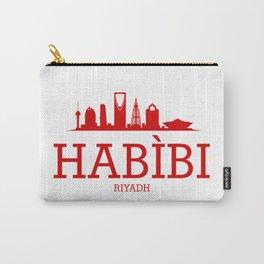 Habibi Riyadh Carry-All Pouch