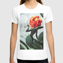 Alice in Wonderland Rose T-shirt