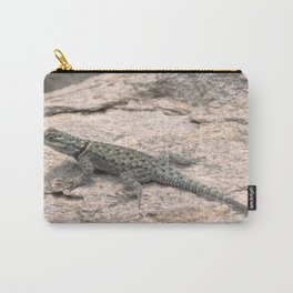 Desert Spiny Lizard, No. 2 Carry-All Pouch