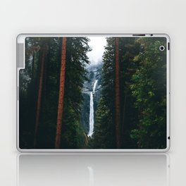 Yosemite Falls - Yosemite National Park, California Laptop & iPad Skin