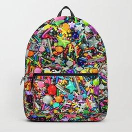 Rainbow Sprinkles - cupcake toppings galore Backpack