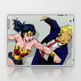 Punch Trump Laptop & iPad Skin