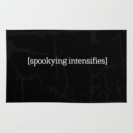 Spookying Intensifies Rug