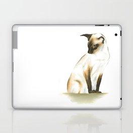 seal point siamese cat 1 Laptop & iPad Skin