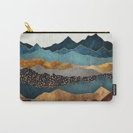 Amber Dusk Carry-All Pouch