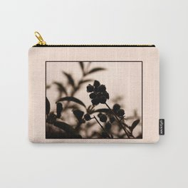raindrops and hedge berries Carry-All Pouch