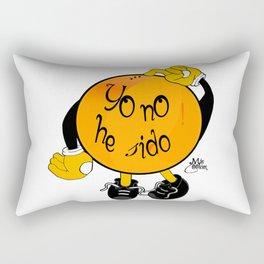yo no he sido Rectangular Pillow