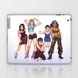 Kirkwall Girls Laptop & iPad Skin