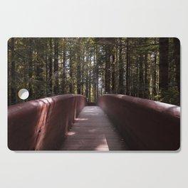 Lady Bird Johnson Bridge Cutting Board