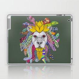 Medusa Lioness Laptop & iPad Skin