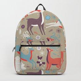 Xmas Decor Backpack