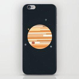Jupiter iPhone Skin