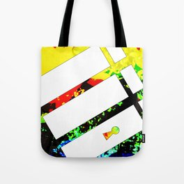 Squeegee Tote Bag