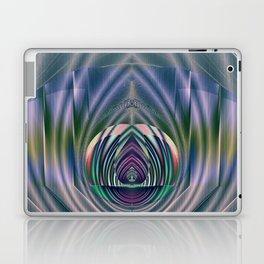 Fractal Teardrop Laptop & iPad Skin