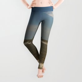 St Simons Island Beach Leggings
