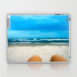 By The Ocean Laptop & iPad Skin