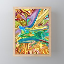 FantasieIII Framed Mini Art Print