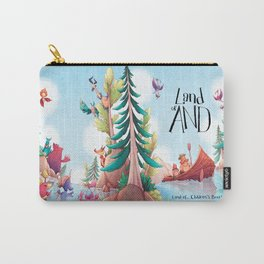 Land of AND - Poster Carry-All Pouch