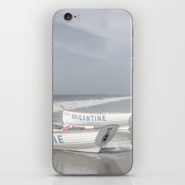 Beach Patrol Brigantine iPhone Skin