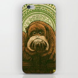 Only Emperors iPhone Skin