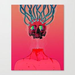 10111100101 Canvas Print