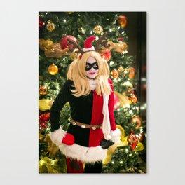 Merry Mayhem from Harley Quinn Canvas Print